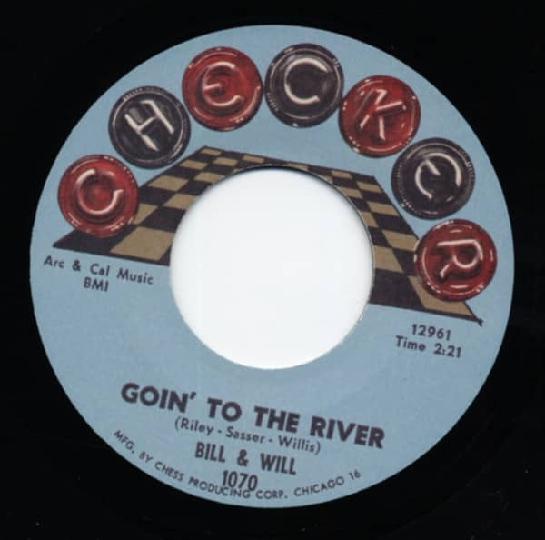 Goin' To The River b-w Let Me Tell You Baby 7inch, 45rpm