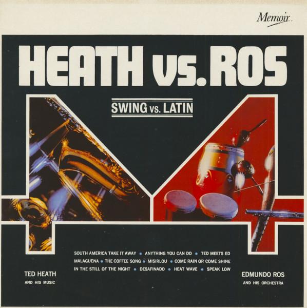 Swing vs. Latin - Edmundo Ros and Ted Heath (LP)
