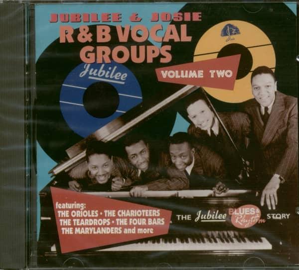 Jubilee & Josie Vocal Groups Vol.2