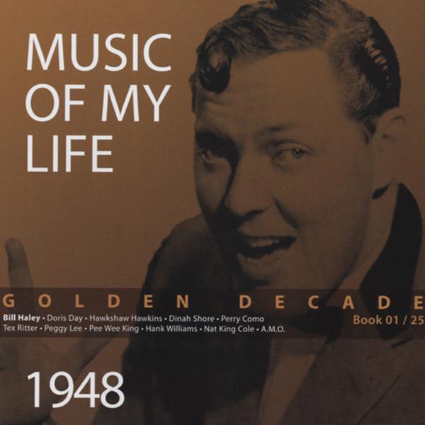 1948 Golden Decade (Book & 4-CD) #1 - 25