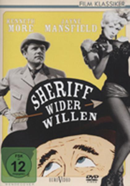 Mansfield, Jane Sheriff Wider Willen (1958)