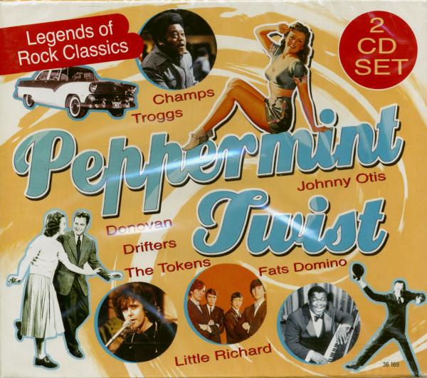 Peppermint Twist (2-CD)