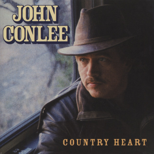 Conlee, John Country Heart