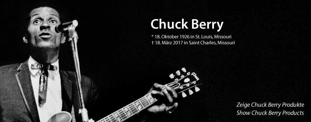 Chuck Berry est mort