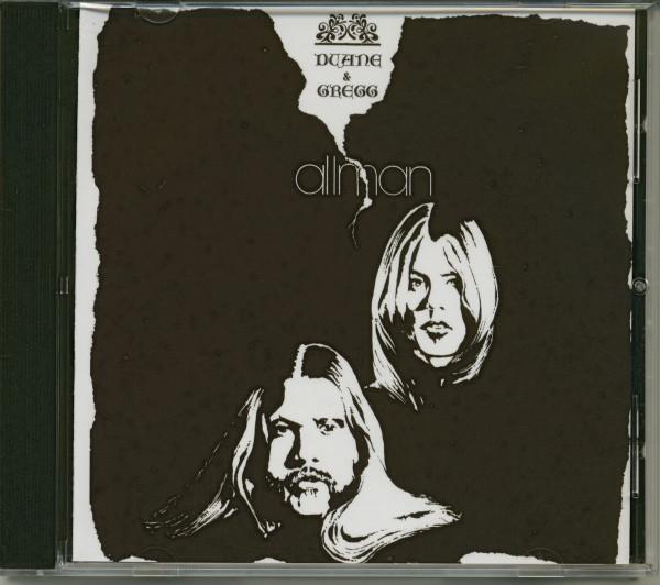 Duane & Gregg Allman (CD)