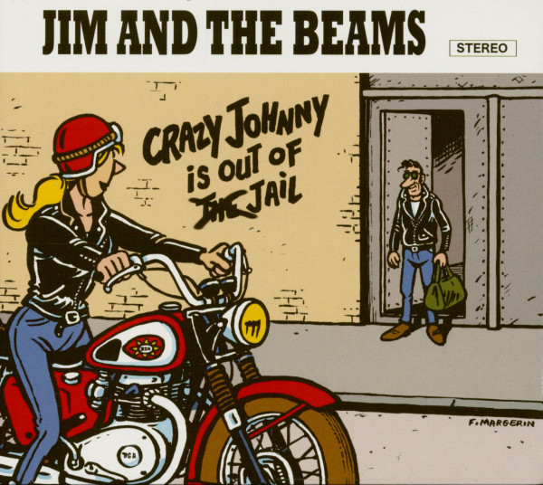 Crazy Johnny Is Out Of Jail (CD)