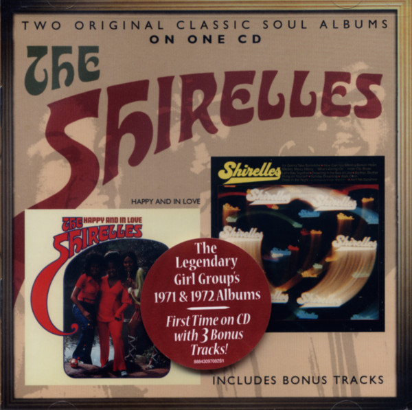 Happy And In Love - Shirelles...plus