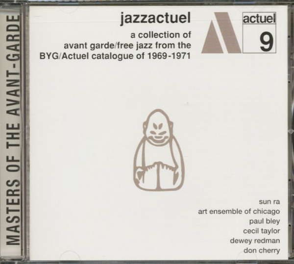 Jazzactuel (CD)