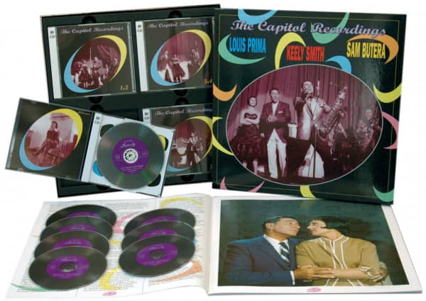 The Capitol Recordings (8-CD)