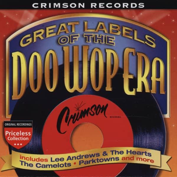 Va Crimson Records - Labels Of The Doo Wop Era