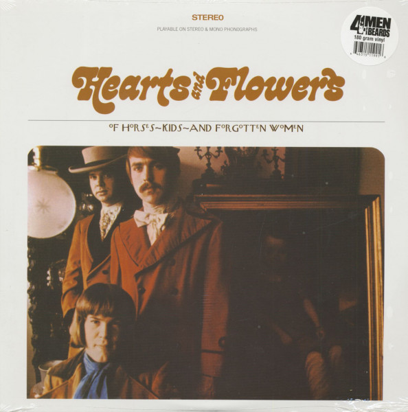 Of Horses, Kids And Forgotten Women (LP, 180g Vinyl)