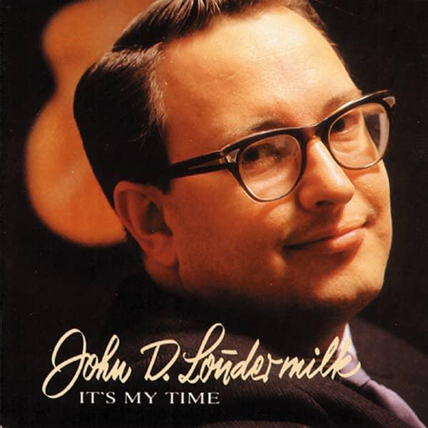 Loudermilk, John D. It's My Time