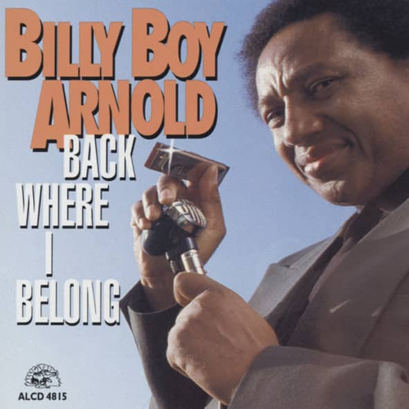 Arnold, Billy Boy Back Where I Belong