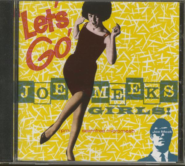 Let's Go - Joe Meek's Girls (CD)