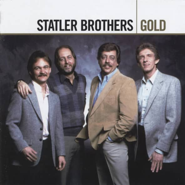 Statler Bros Gold - Definitive Collection 2-CD