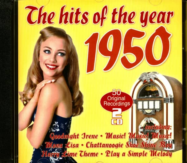 The Hits Of The Year 1950 (2-CD)