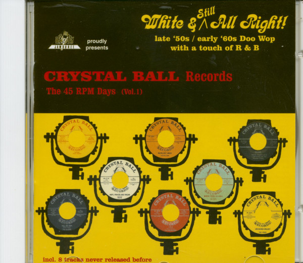 Crystal Ball Records - The 45 RPM Days
