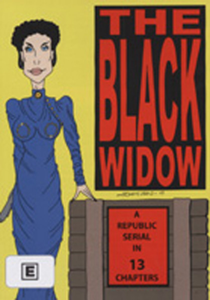 The Black Widow (1947 Republic Series) 3-DVD