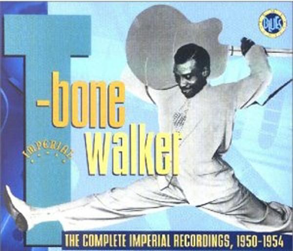 Walker, T-bone Complete Imperial Records (2-CD)