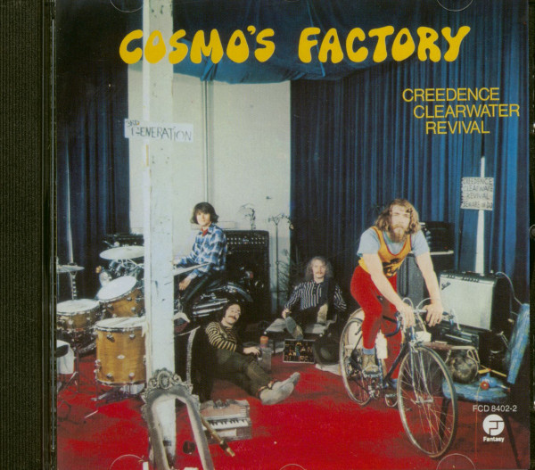 Cosmo's Factory (CD)