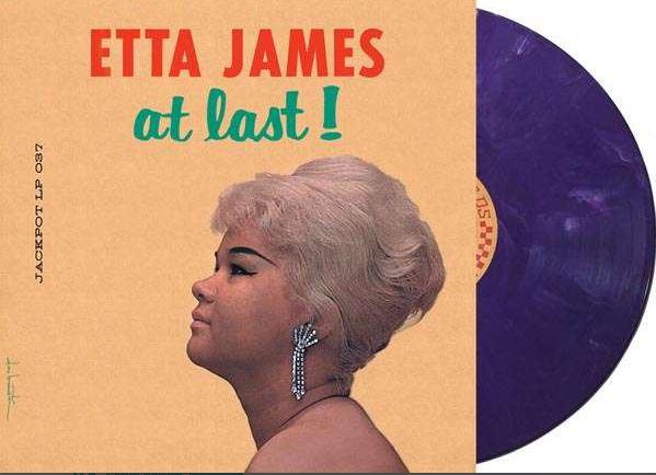 At Last! (LP, Purple Vinyl, Ltd.)