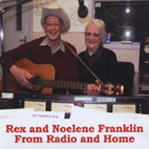 Franklin, Rex + Noelene From Radio And Home - Rarities (2011)