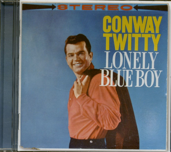Lonely Blue Boy (CD)