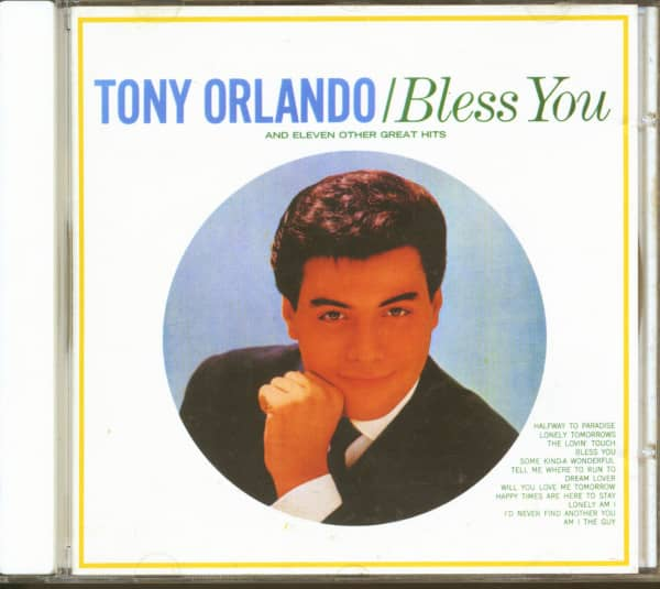 Bless You (CD)