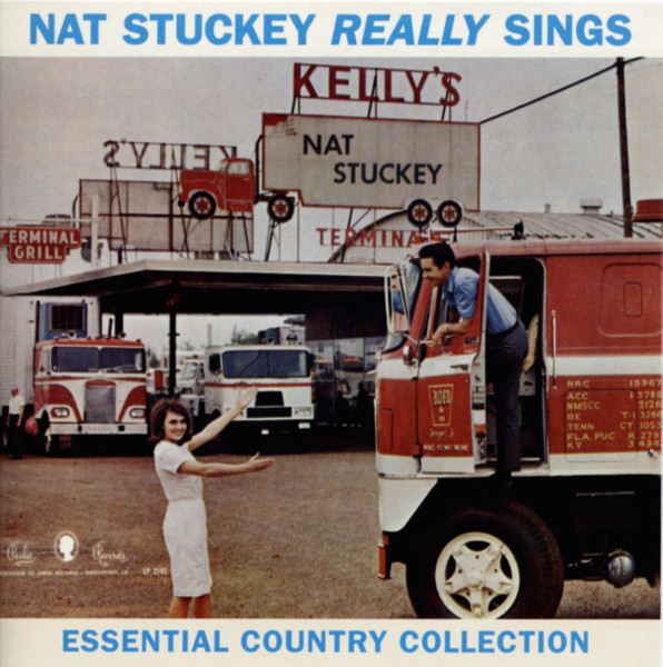 Nat Stuckey Really Sings - Essential Country Collection