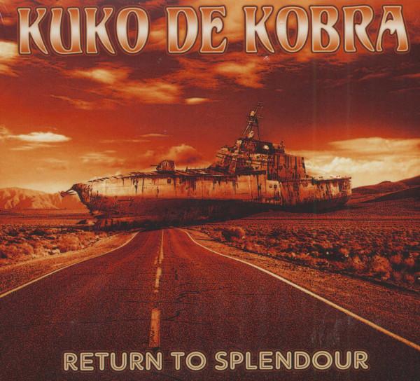 Return To Splendour (CD)