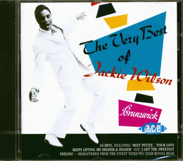 The Very Best Of Jackie Wilson (CD)
