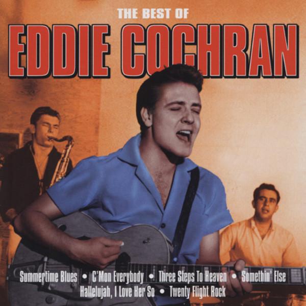 Cochran, Eddie The Best Of