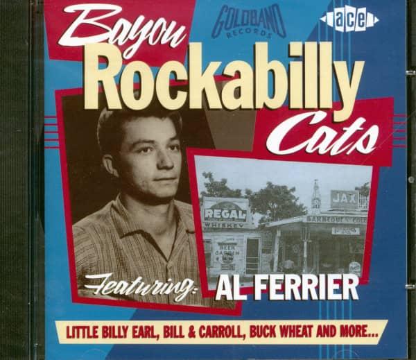 Bayou Rockabilly Cats - Goldband Records (CD)
