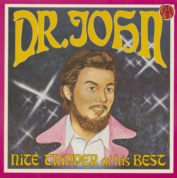 Nite Tripper At His Best (LP)