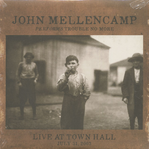 Performs Trouble No More - Live At Town Hall, 2003 (LP, 180g Vinyl)