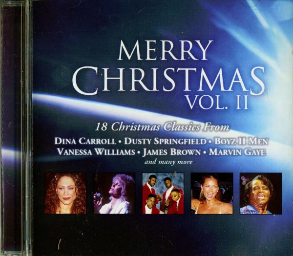 Merry Christmas Vol.2 (CD)