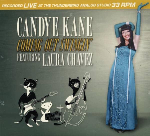 Kane, Candye Coming Out Swingin'