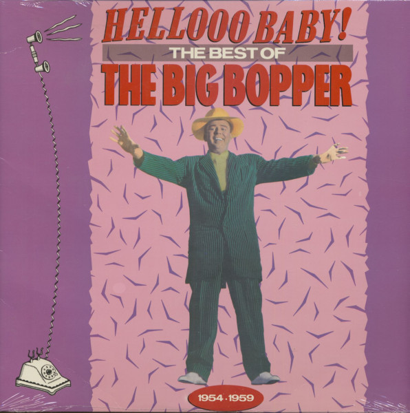 Hellooo Baby - The Best Of The Big Bopper (LP)