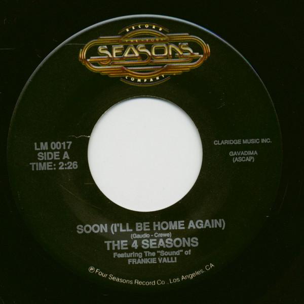 Soon (I'll Be Home Again) - Connie-O (7inch, 45rpm)