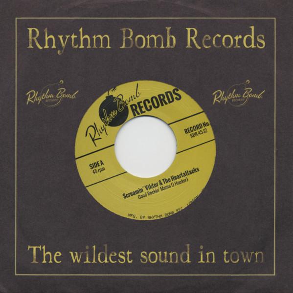 Good Rockin' b-w Champion Of The Blues 7inch, 45rpm