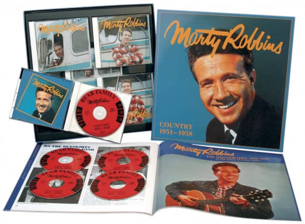 Country 1951-1958 (5-CD)