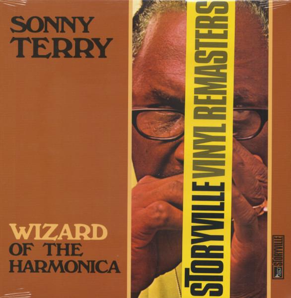 Wizard Of The Harmonica (LP, 180g Vinyl)