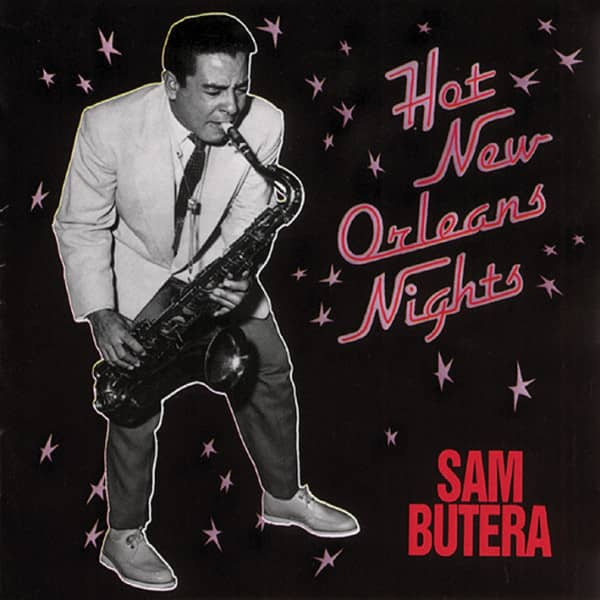 Hot New Orleans Nights (CD)