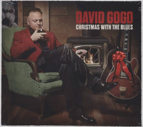 Gogo, David Christmas With The Blues