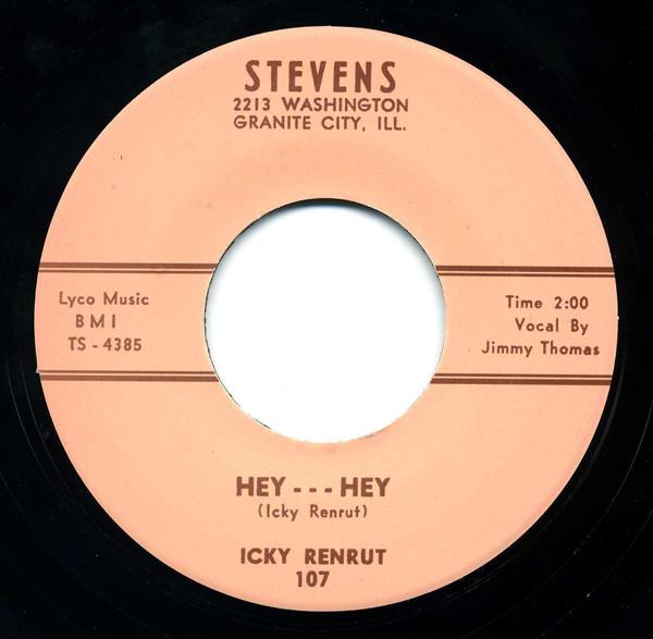 Hey Hey - Ho Ho 7inch, 45rpm