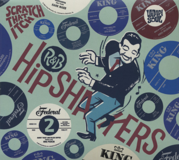 Va Vol.2, R&B Hipshakers - Scratch That Itch