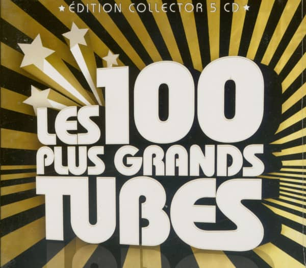 Les 100 Plus Grands Tubes 1955-2003 (5-CD)