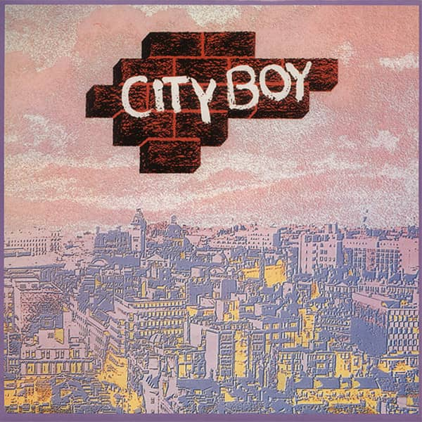City Boy City Boy (1976) re-issue