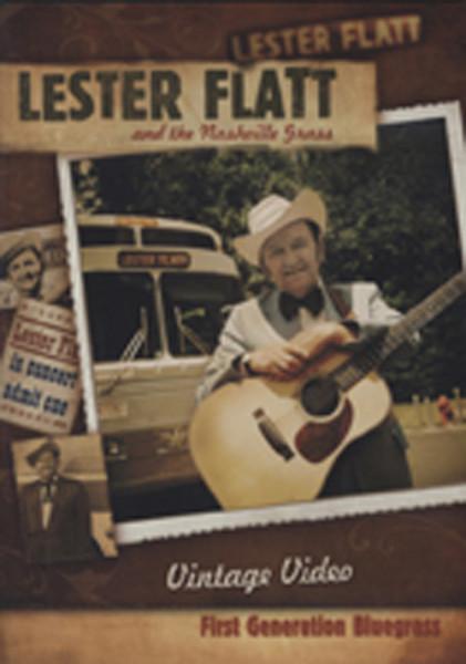Flatt, Lester & Nashville Gras First Generation Bluegrass
