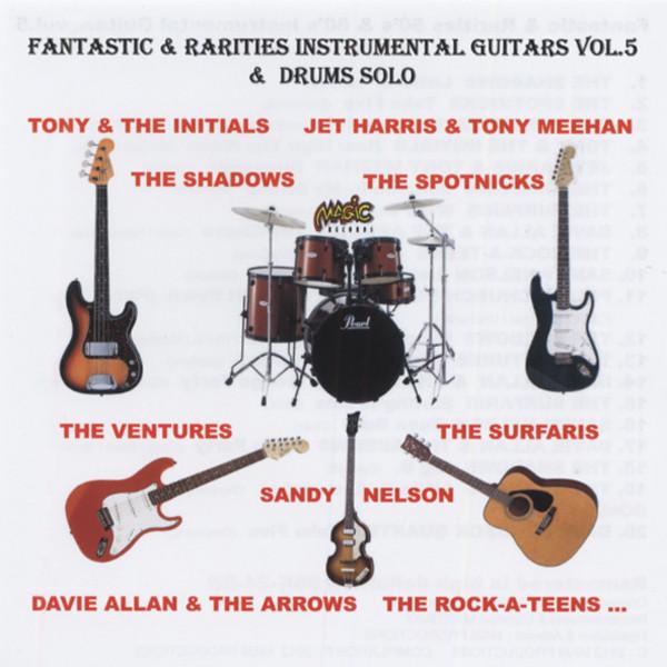 Vol.5, Fantastic & Rarities 50's & 60's Instr